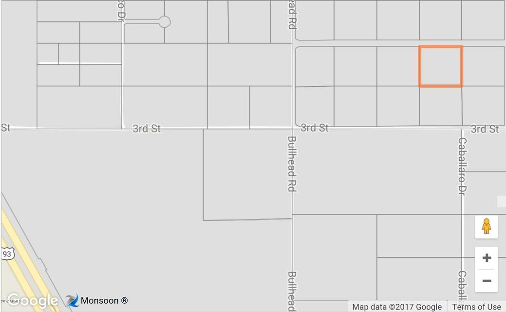 00 SUNDOWN Road Lot 117, Dolan Springs, AZ 86441