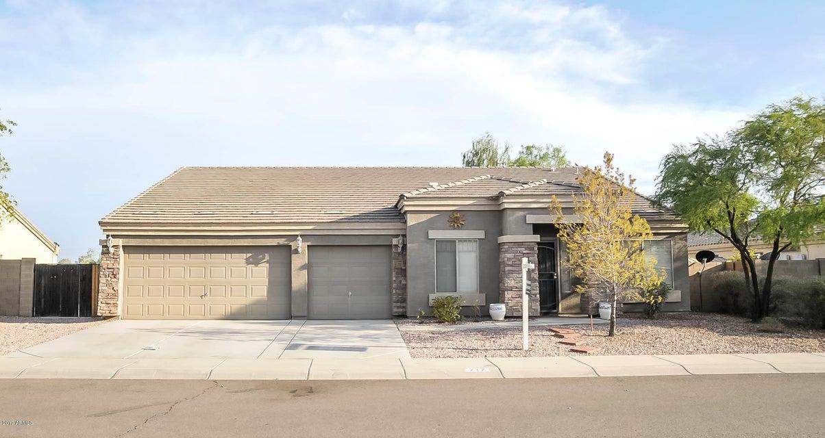 717 E BLACK DIAMOND Drive, Casa Grande, AZ 85122