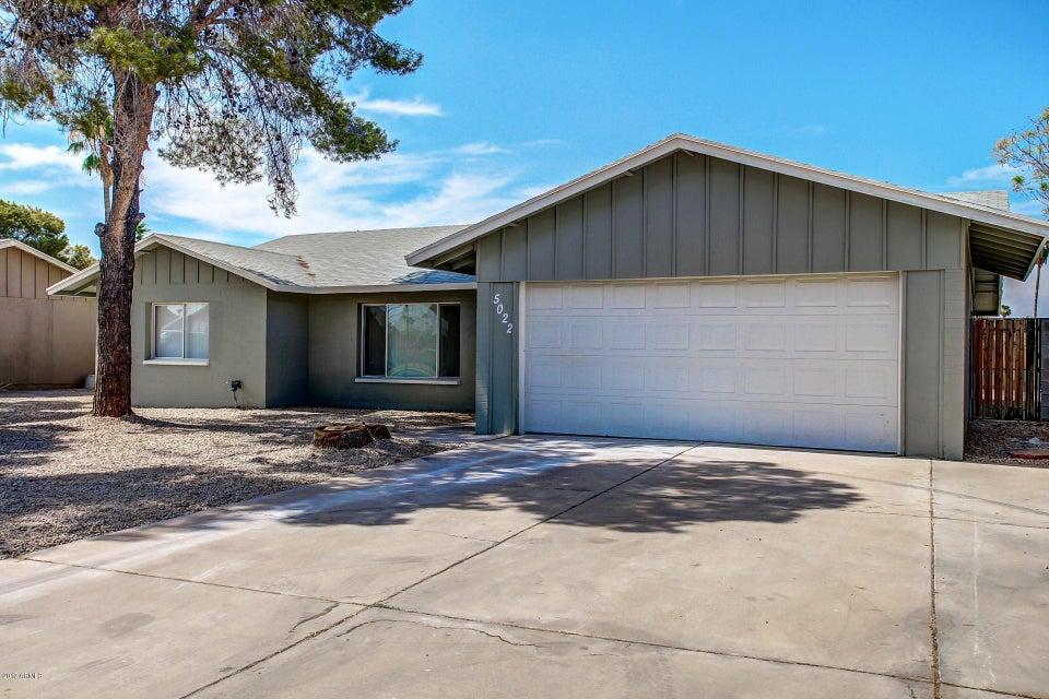 5022 W ORANGEWOOD Avenue, Glendale, AZ 85301