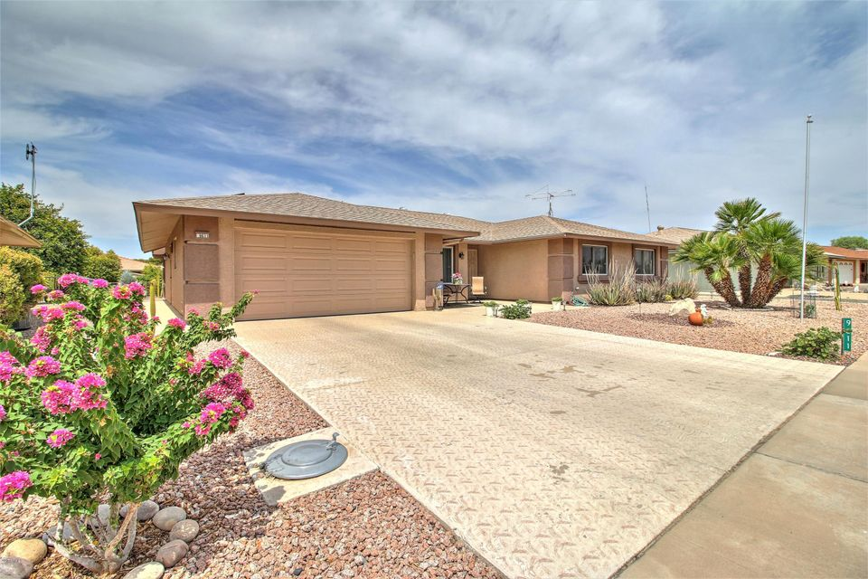 9611 W HIDDEN VALLEY Circle, Sun City, AZ 85351