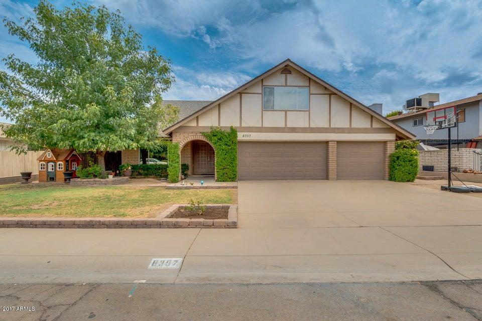 8357 N 50TH Drive, Glendale, AZ 85302