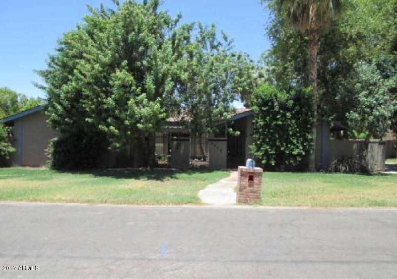 4412 W VAQUERO Lane, Yuma, AZ 85365