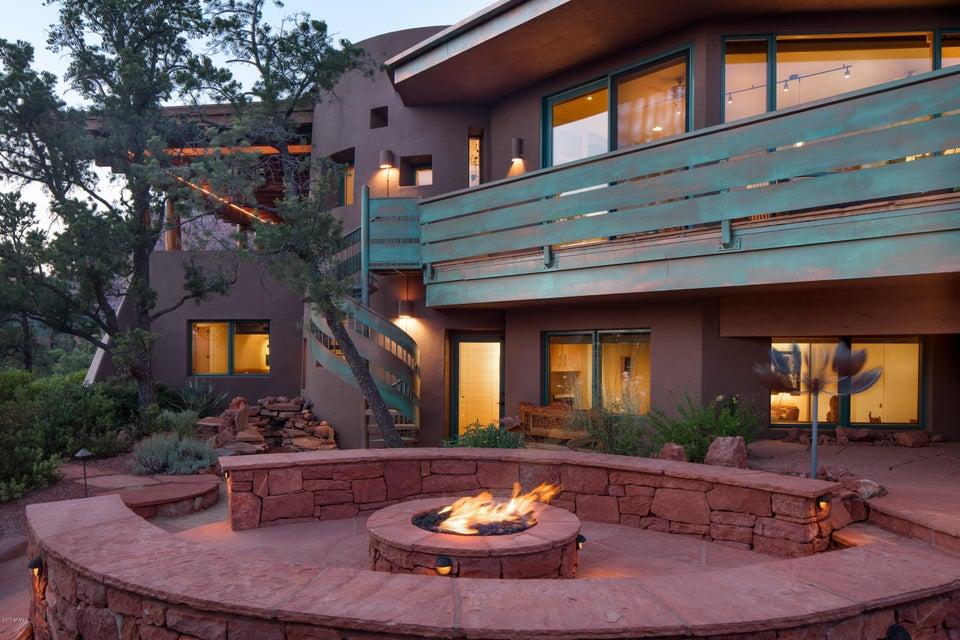 1084 E Park Ridge Drive, Sedona, AZ 86336