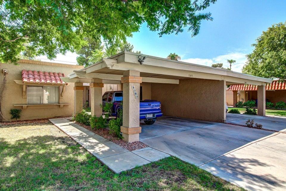 5303 S PALM Drive, Tempe, AZ 85283