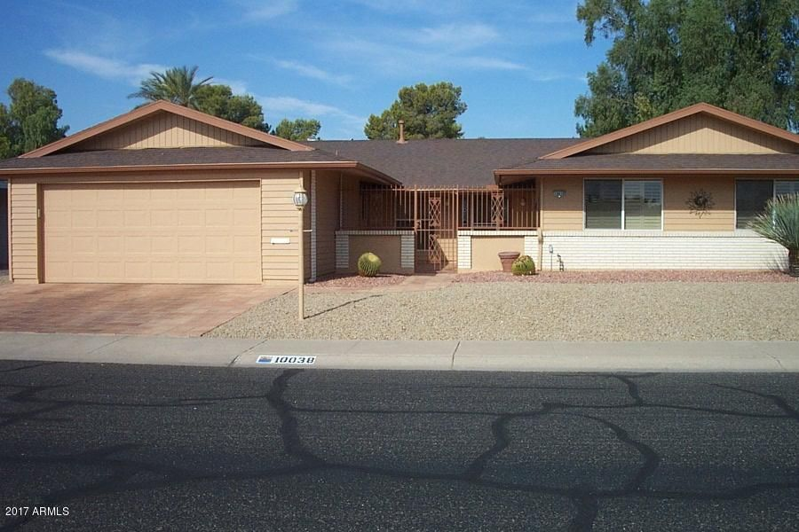 10038 N 109TH Avenue, Sun City, AZ 85351