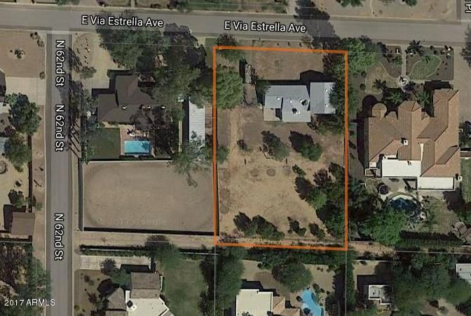 6217 E Via Estrella Avenue Lot 334, Paradise Valley, AZ 85253