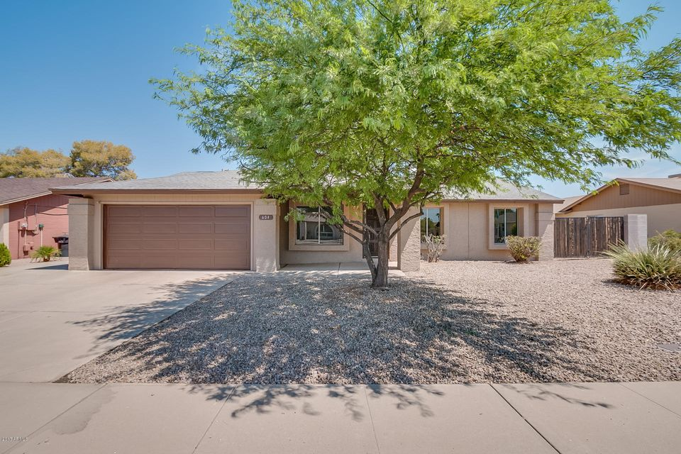 604 W KIVA Avenue, Mesa, AZ 85210