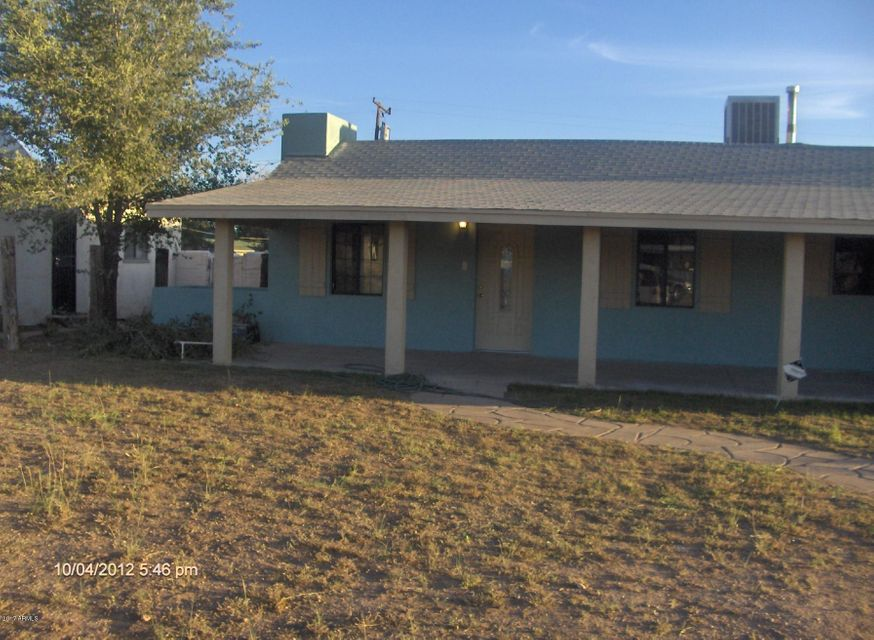 1553 E 9TH Street, Douglas, AZ 85607