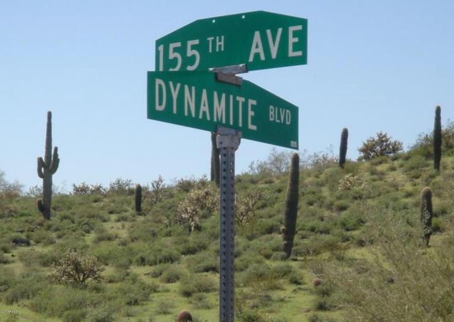 15xxx W Dynamite Boulevard Lot 0, Surprise, AZ 85387