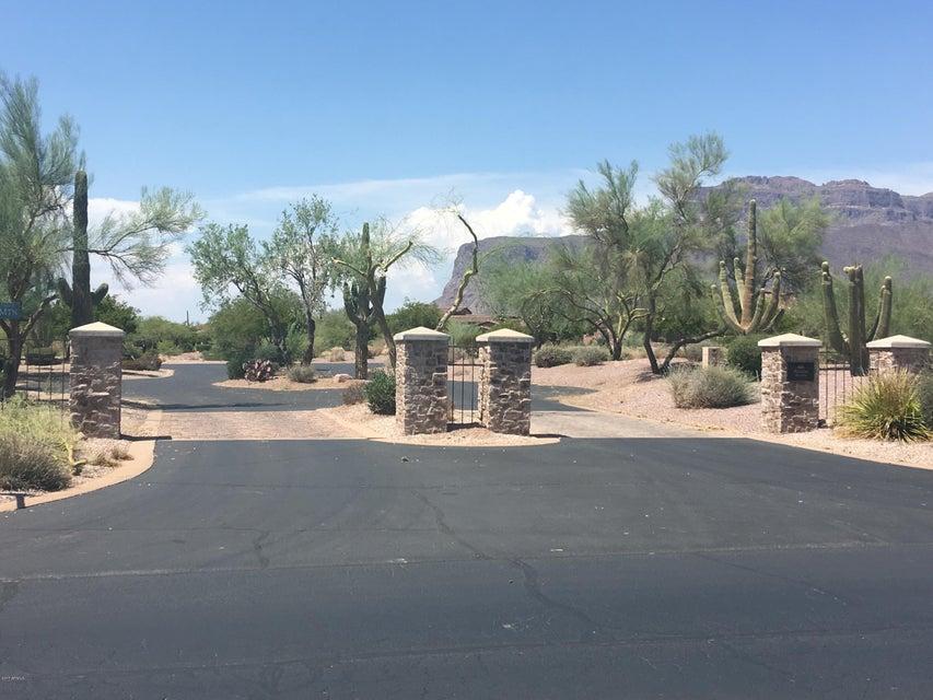 7296 E SPANISH BELL Lane Lot 13, Gold Canyon, AZ 85118