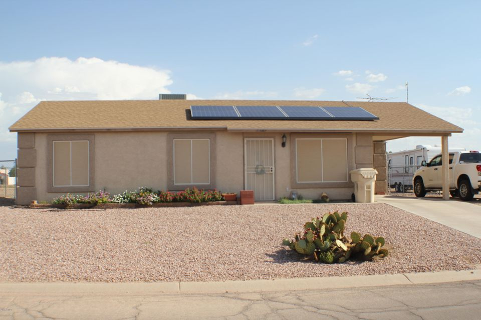 10089 W CONCORDIA Drive, Arizona City, AZ 85123