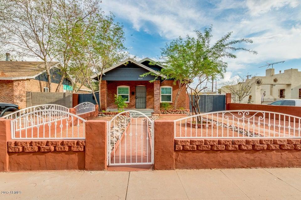 1437 E BRILL Street, Phoenix, AZ 85006