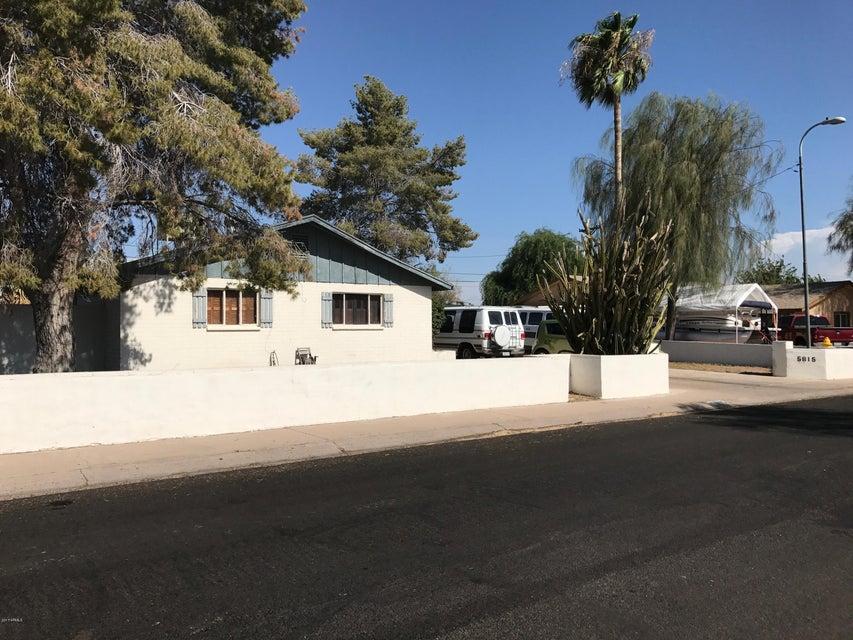 5815 N 62nd Drive, Glendale, AZ 85301