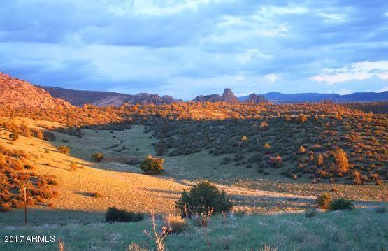 5184 IRON STONE Way Lot 209, Prescott, AZ 86301