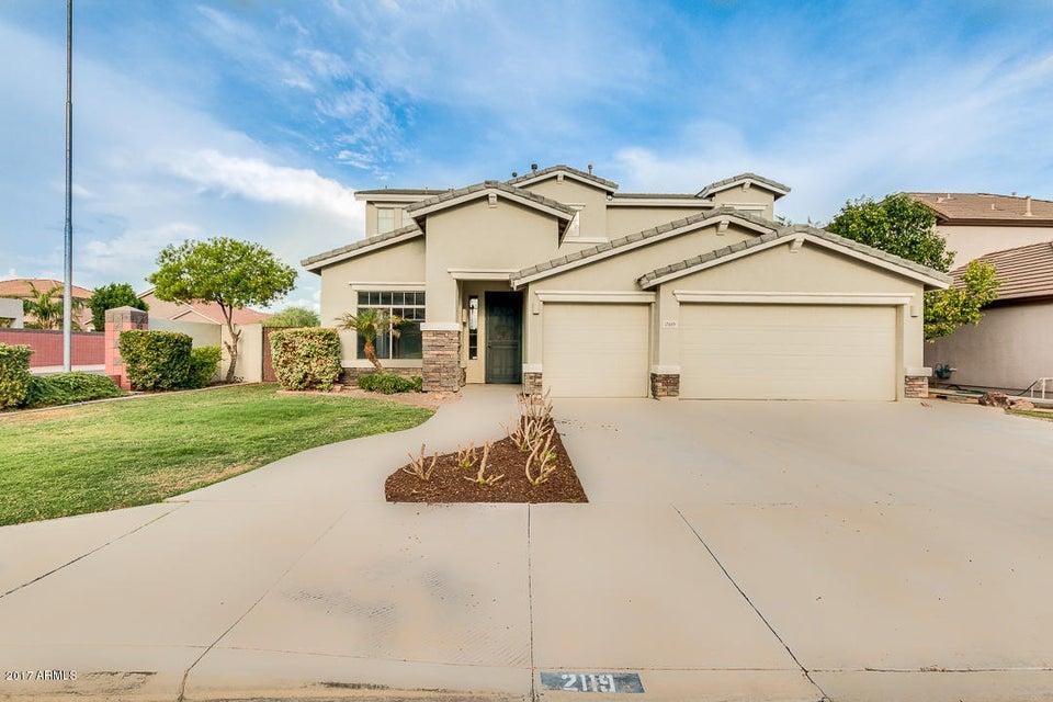2119 S ARCHER --, Mesa, AZ 85209