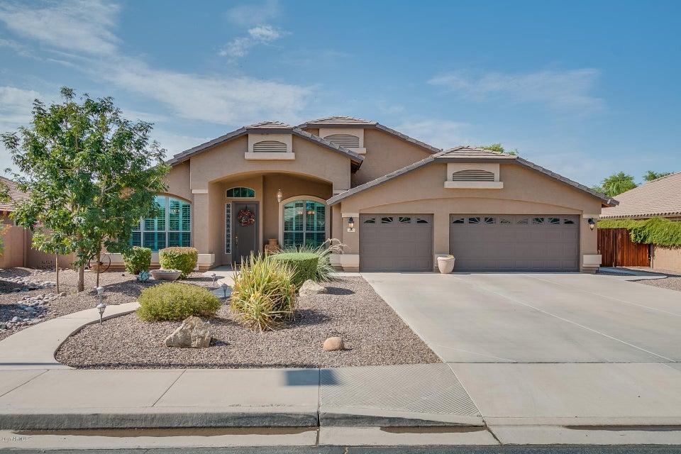 89 E CANYON CREEK Drive, Gilbert, AZ 85295