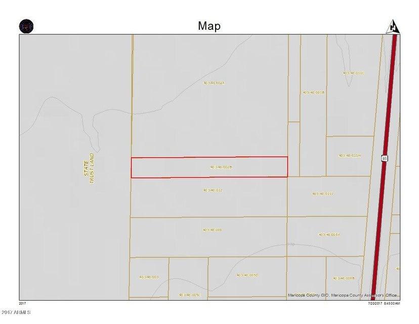 57600 S 319th APPROX Avenue Lot 0, Gila Bend, AZ 85337