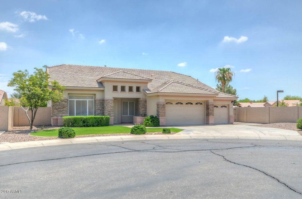 633 N DANYELL Court, Chandler, AZ 85225