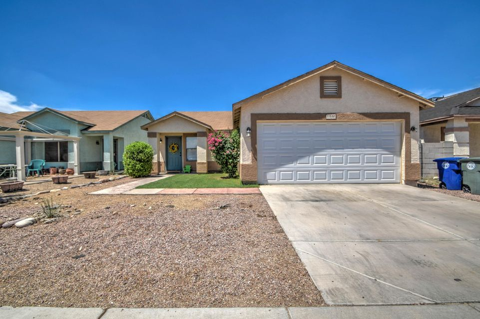 11530 W Windrose Avenue, El Mirage, AZ 85335