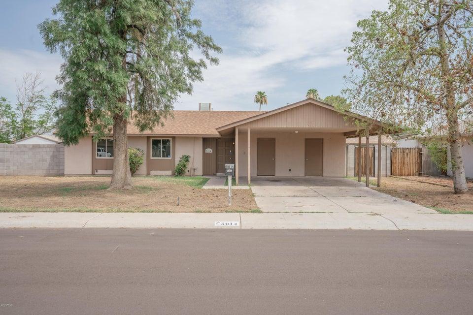 5014 W VISTA Avenue, Glendale, AZ 85301
