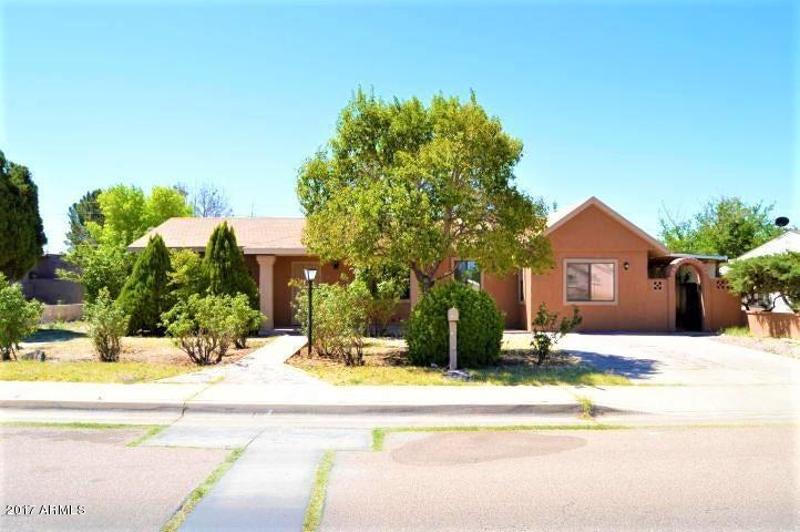 2505 E 10TH Street, Douglas, AZ 85607