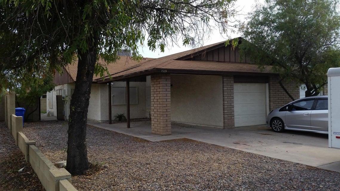1529 E PALMDALE Drive, Tempe, AZ 85282