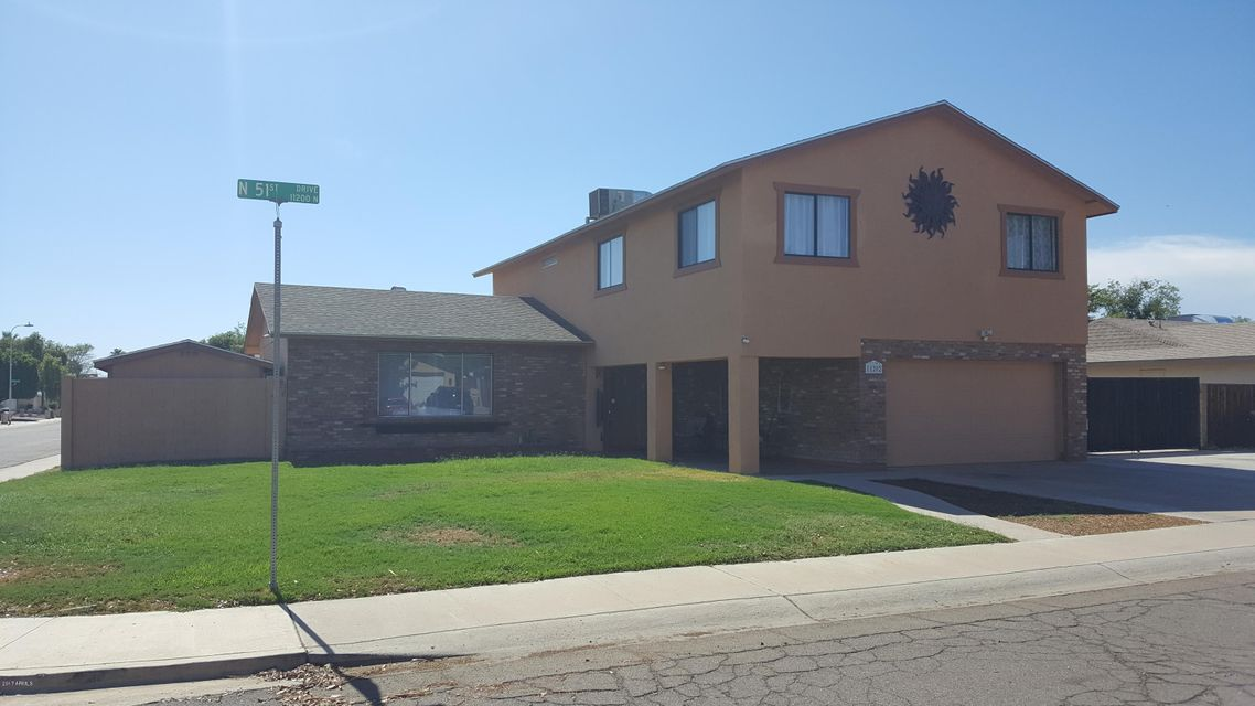 11202 N 51ST Drive, Glendale, AZ 85304
