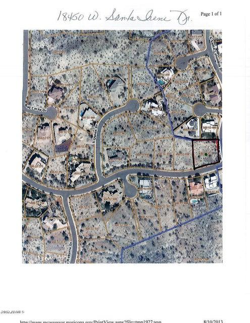 18450 W SANTA IRENE Drive Lot 56, Goodyear, AZ 85338