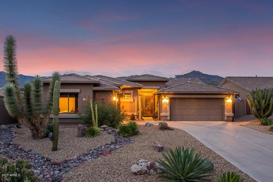 3881 S NOLINA Lane, Gold Canyon, AZ 85118