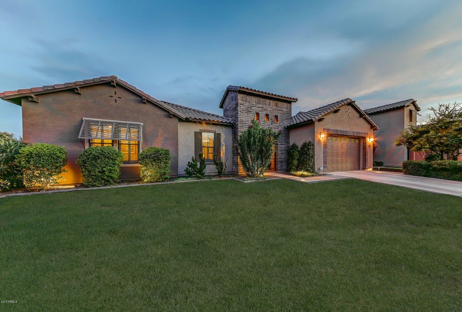 3071 E LOS ALTOS Court, Gilbert, AZ 85297