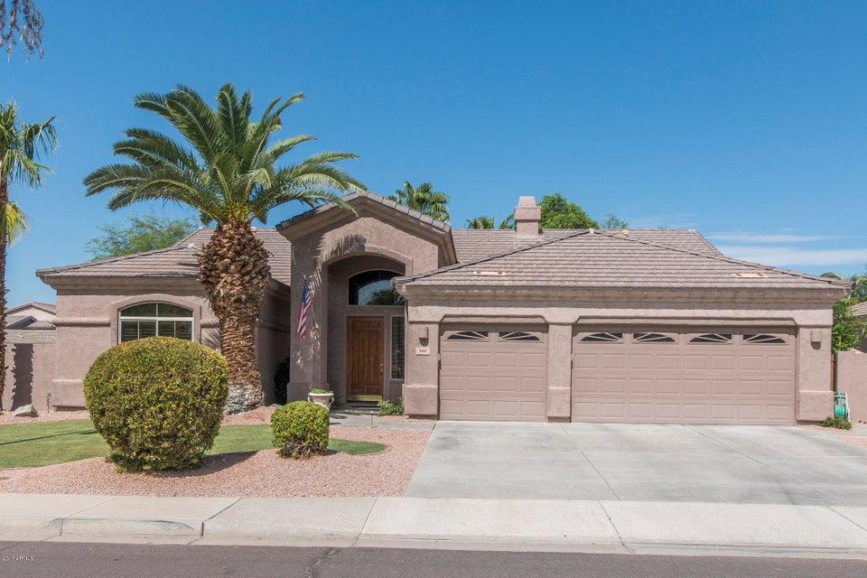 540 N ASHLEY Drive, Chandler, AZ 85225