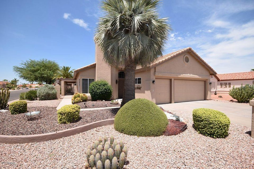 25608 S SPRING CREEK Road, Sun Lakes, AZ 85248