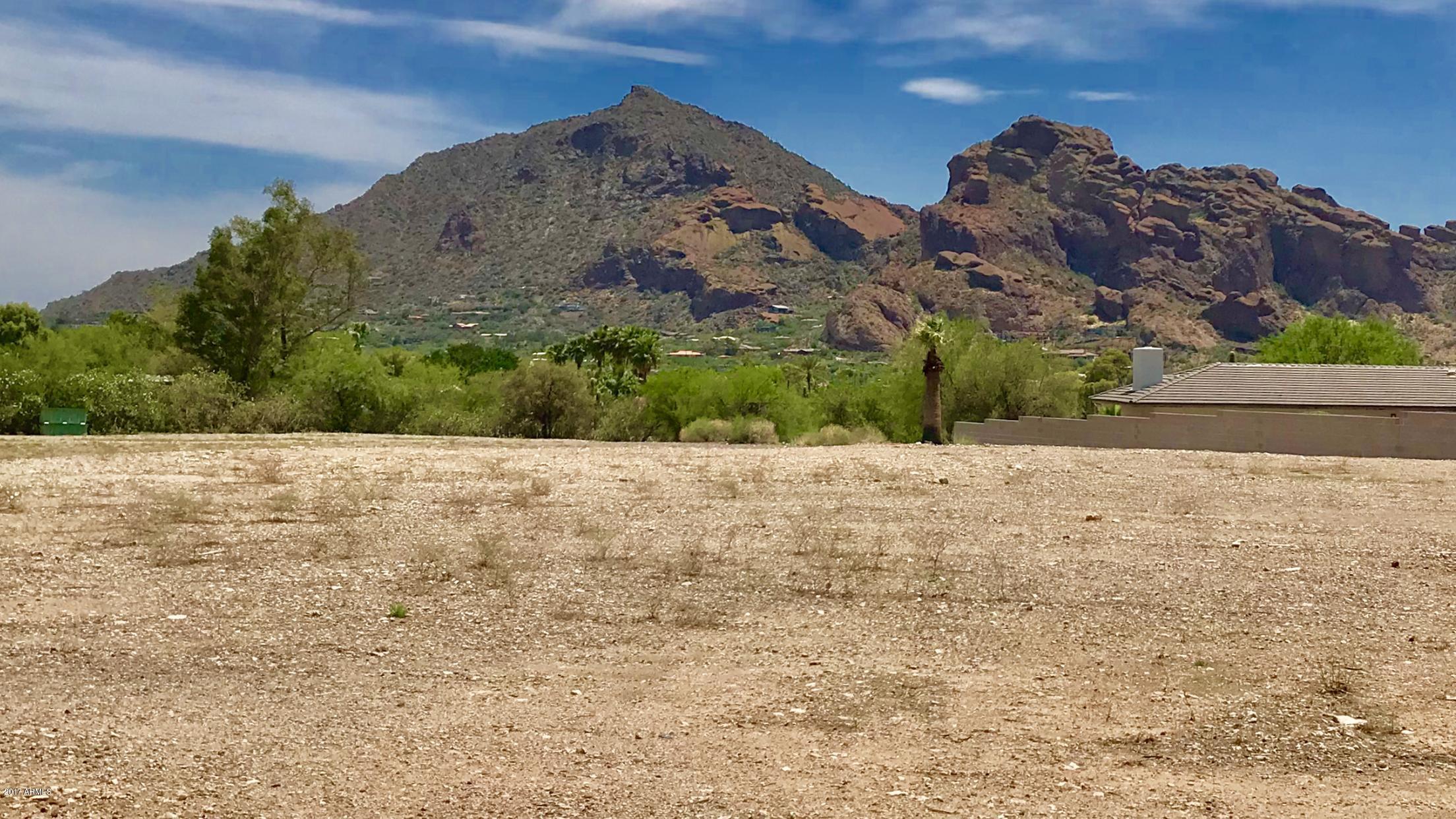 6710 N Joshua Tree Lane Lot 2, Paradise Valley, AZ 85253