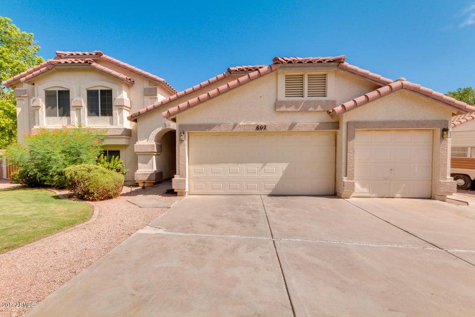 802 E STANFORD Avenue, Gilbert, AZ 85234