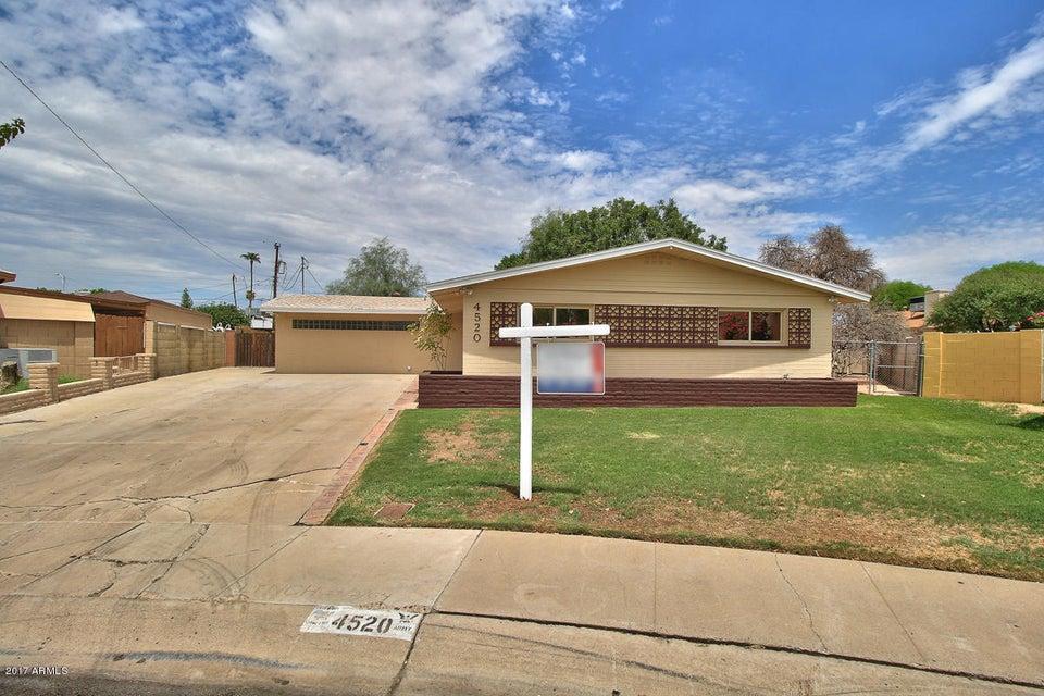 4520 W MARLETTE Avenue, Glendale, AZ 85301