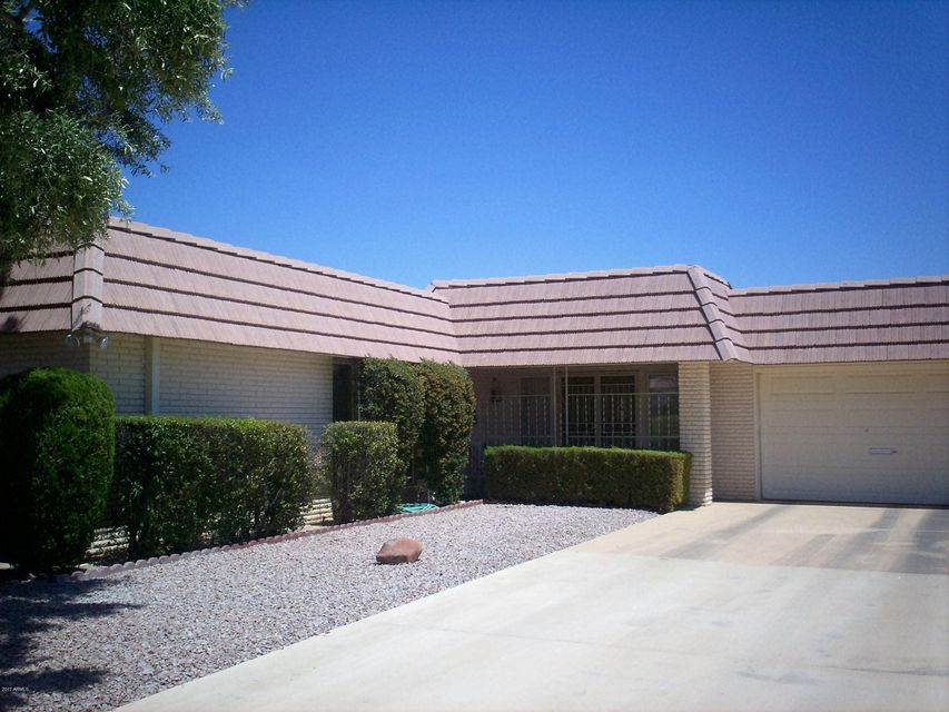 16813 N PINE VALLEY Drive, Sun City, AZ 85351