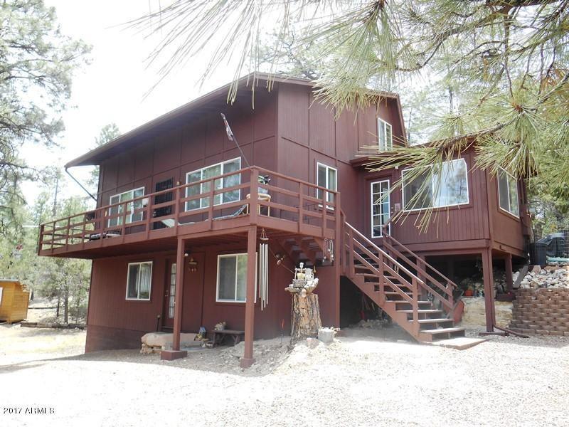 1905 PINETOP Drive Overgaard, AZ 85933 - MLS #: 5639743