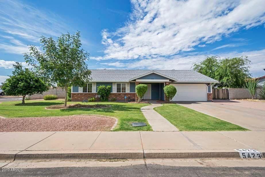 5423 E DOLPHIN Circle, Mesa, AZ 85206
