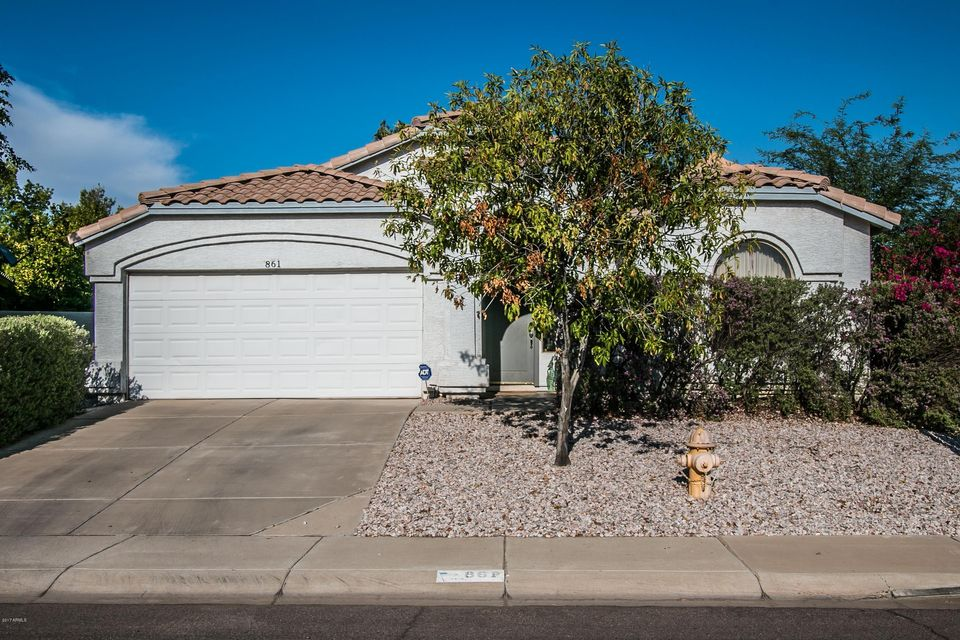 861 N CONCORD Street, Gilbert, AZ 85234
