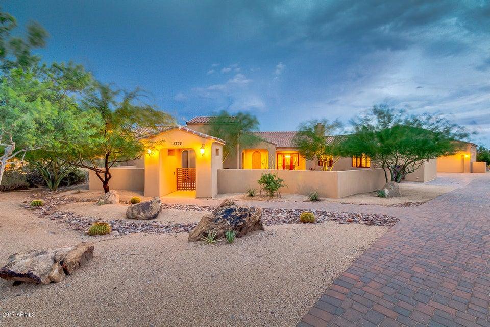 8335 E KNOLL Circle, Mesa, AZ 85207