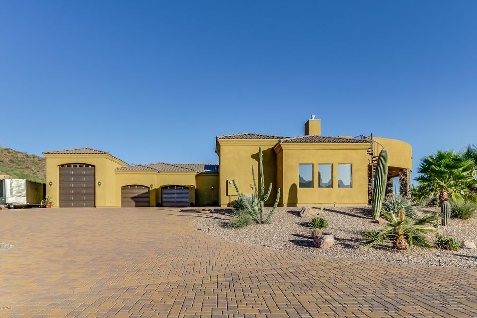 5277 S VIA DE RICO --, Gold Canyon, AZ 85118