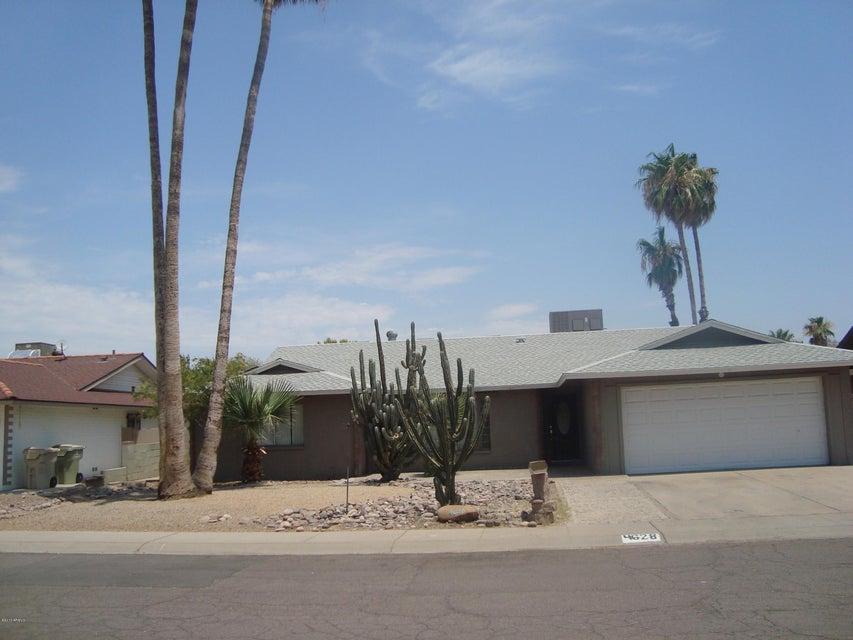 4628 W SOLANO Drive S, Glendale, AZ 85301