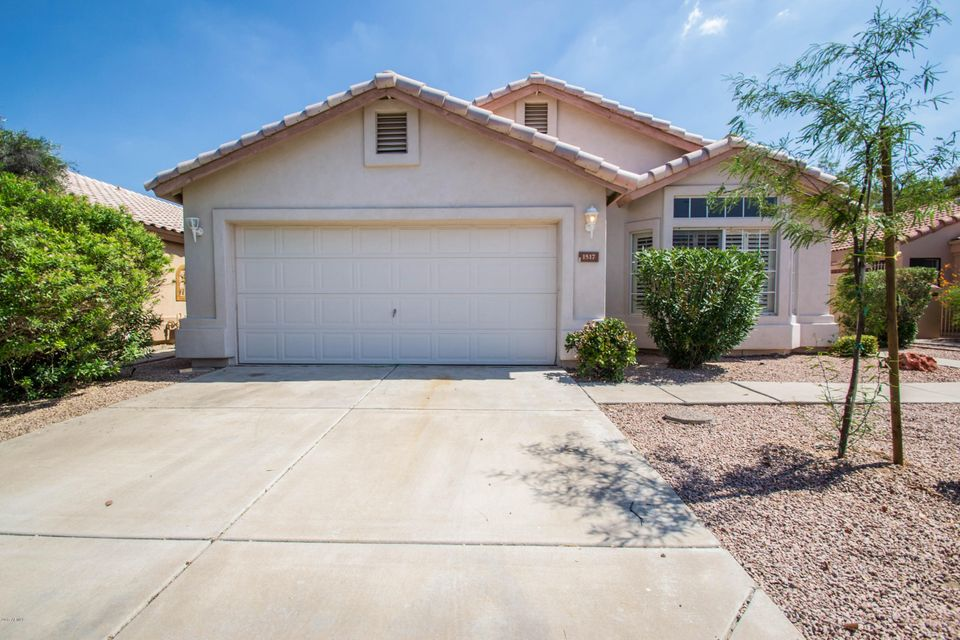 1517 W LOBSTER TRAP Drive, Gilbert, AZ 85233