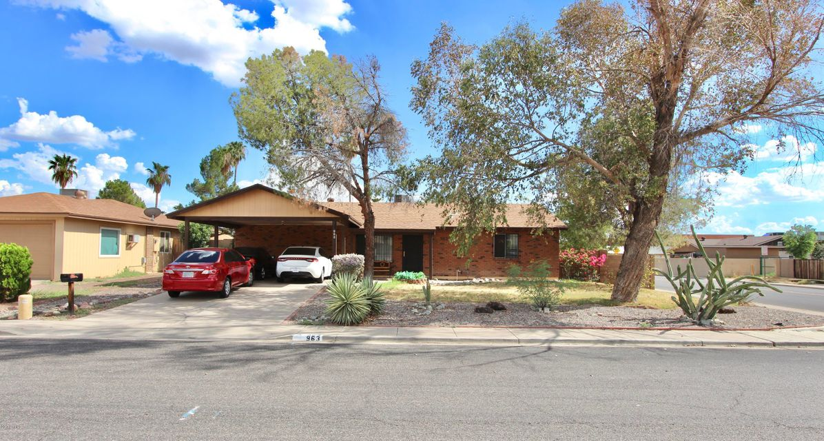 963 W FARMDALE Avenue, Mesa, AZ 85210