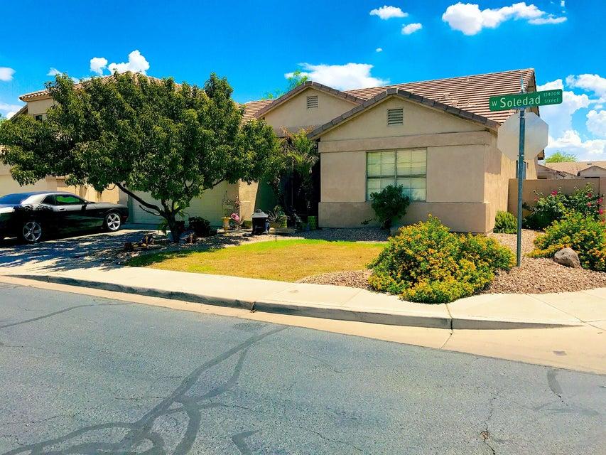 12907 W SOLEDAD Street, El Mirage, AZ 85335