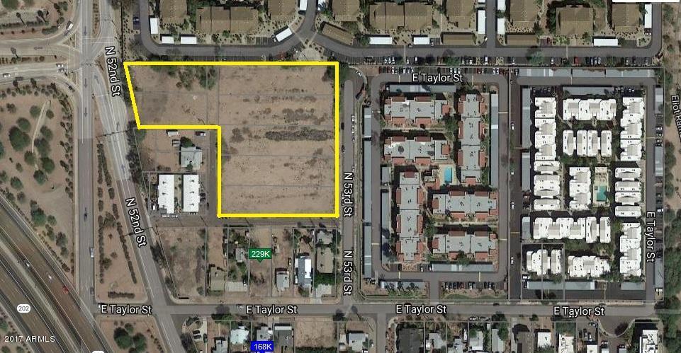 547 N 52ND Street Lot 1, Phoenix, AZ 85008