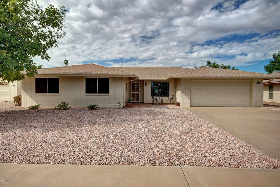 9603 W BRIARWOOD Circle, Sun City, AZ 85351