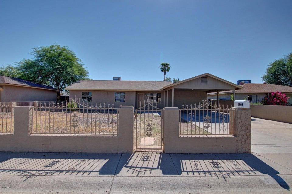 2805 N 46TH Avenue, Phoenix, AZ 85035