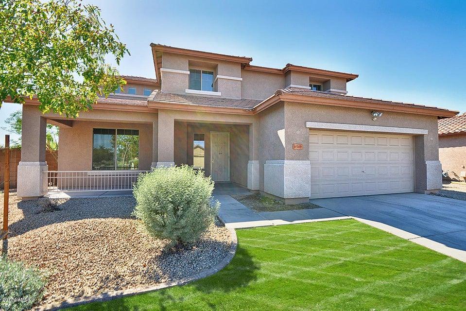 8549 W MALAPAI Drive, Peoria, AZ 85345