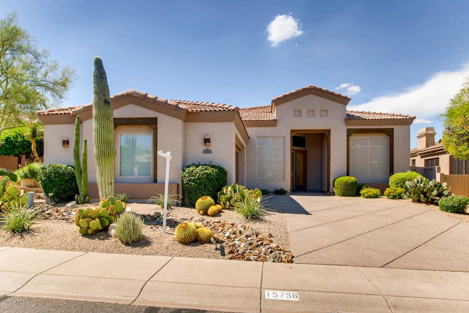15756 E Brittlebush Lane, Fountain Hills, AZ 85268